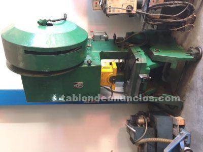 Prensa excentrica mecanica guillem 60 tm