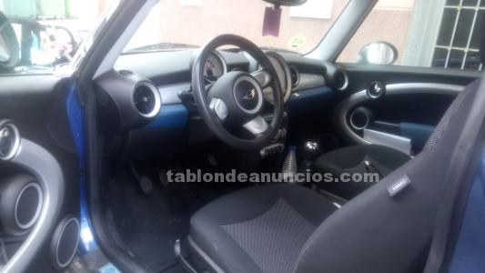 Vendo mini one 1.6(95cv)