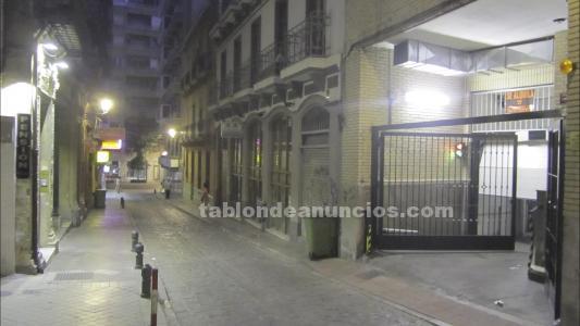 Cochera en venta en calle Álvaro de Bazán, 2. Junto a Gran Vía de Colón.