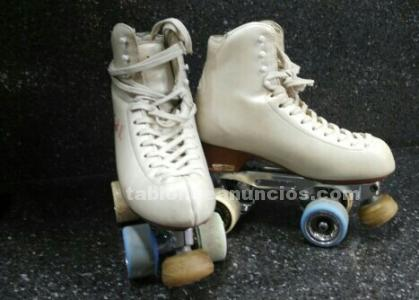 Patines artistico  roll line mistral