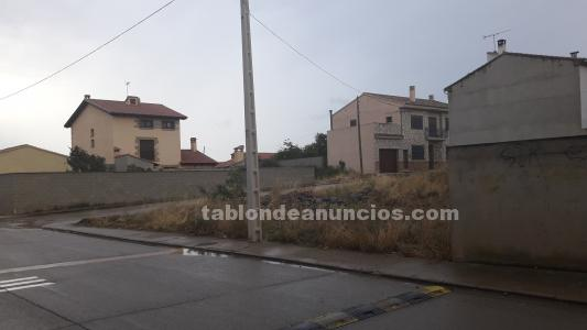 Venta solar urbanizable  sarrion teruel