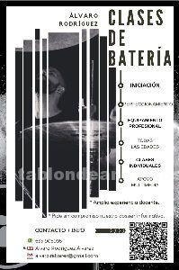 Clases personalizadas de batería
