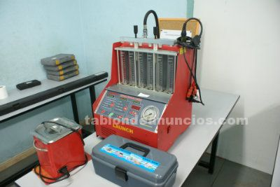 LABORATORIO DE INYECCION CON ULTRASONIDOS