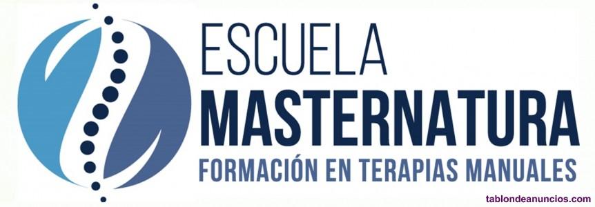 CURSOS ESCUELA MASTERNATURA