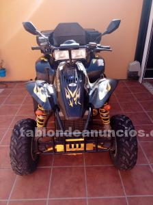 Atv polaris scrambler 4x4