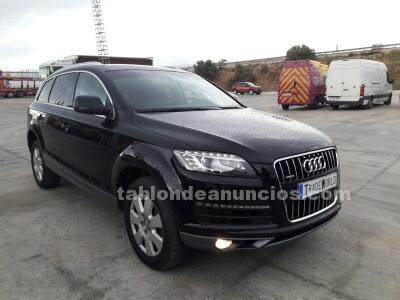 Audi Q 7 3.0TDI QUATTRO TIPTRONIC 5+2pl.