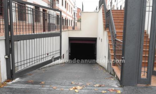 Alquiler plaza garaje - zona e.leclerc