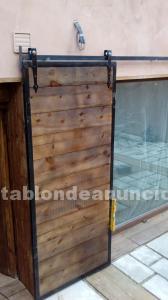 Venta y restauracion de puertas antiguas
