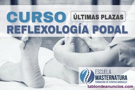Curso de Reflexología Podal en Córdoba