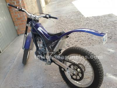 SCORPA SYF, MOTO TRIAL