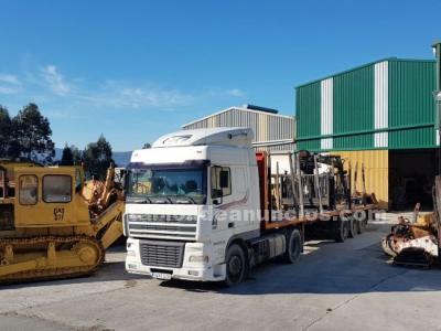 Reparación de vehículos y maquinaria pesada