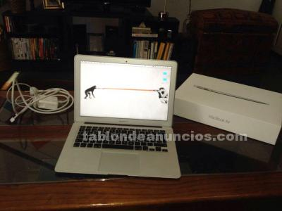 OCASION!! VENDO MACBOOK AIR 10.12.4 SIERRA