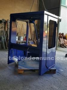 Reparación y construcción de cabinas