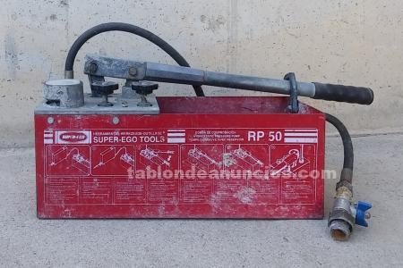 Bomba de comprobación SUPER EGO TOOLS RP50