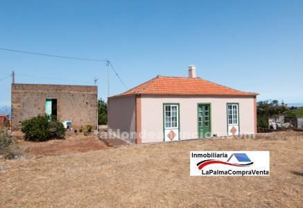 ID-176 Gran Oportunidad Casa de campo con terreno y frutales  en Puntagorda.   L