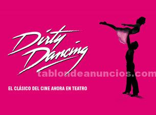 Venta de entradas musical dirty dancing