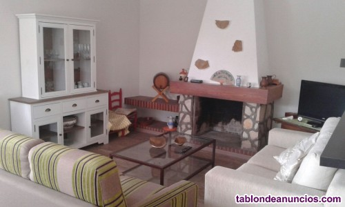 Detached house for rent in ALICANTE beside the UNIVERSITY and HIGHWAY A7