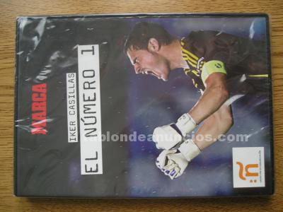 Iker casillas- dvd honorifico