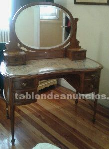 VENDO DOMITORIO ANTIGUO MADERA DE OLIVO