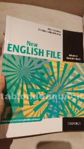 LIBRO Y WORKBOOK NEW ENGLISH FILE ADVANCED