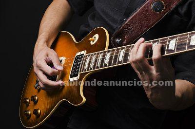 Clases de guitarra en ciudad real capital.