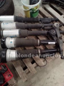 Suspensiones mercedes w220