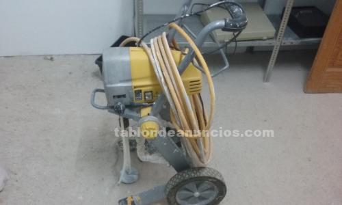 Wagner project pro 119 extra, airless, maquina pintar