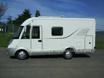 Hymer b504 - integral 6m supercompacta