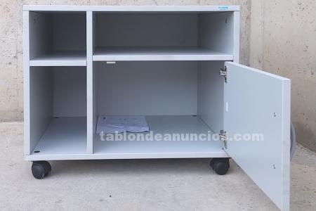 Tabl n de anuncios armario auxiliar fotocopiadora con for Oficina empleo lleida