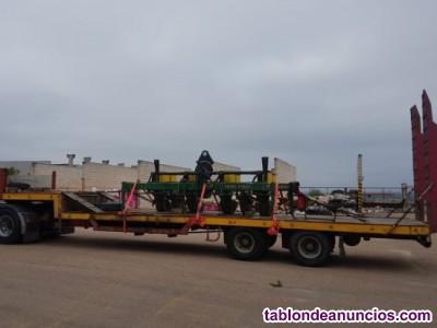 Transporte especial desde galicia hasta barcelona