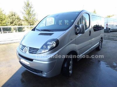 Renault trafic 2.0 dci ano 2012