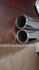 Colas de escape tab performance para v rod