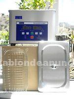 Lavadoras por ultrasonidos para recarga, talleres, etc.