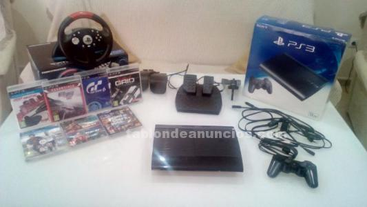 PS3 SUPERSLIM 230 GB