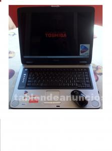 Vendo portatil toshiba satellite m40x-115 -1gb