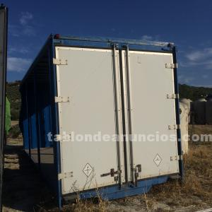 Caja para camion de 2, 50 x 6 metros