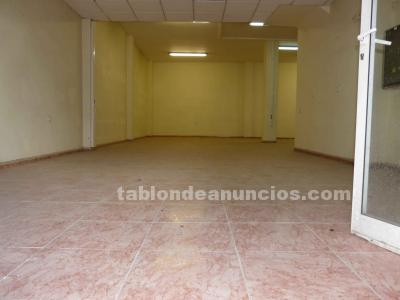 Se vende local en el chorrillo