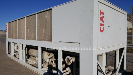 Unidad de produccion de agua fria ciat