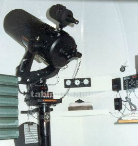 Vendo telescopio celestron ultima 11 pec