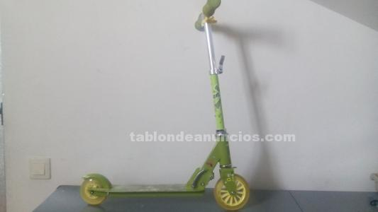 Patinete niño oxelo scooter play3