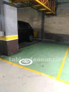 Plaza de garaje en parking rosalia