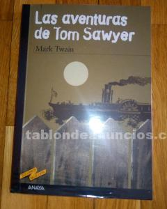 Las aventuras de tom sawyer.