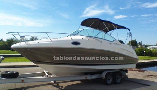 Barco sea ray 240 sundancer