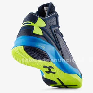 ZAPATILLA BALONCESTO UNDER ARMOUR TORCH