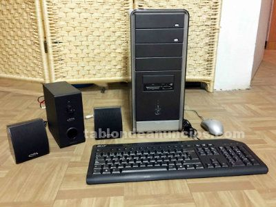 ORD. AMD ATHLON 64 4200 MHZ. WINDOWS 10. RAM 4 GB.DDR2.