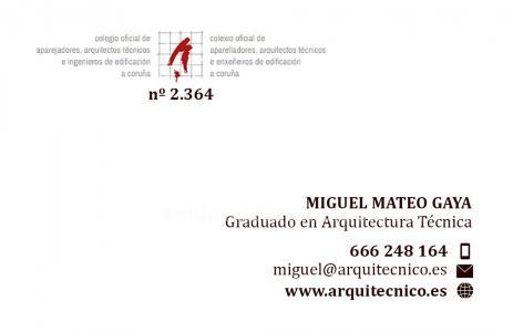 Arquitecto técnico - www.arquitecnico.es