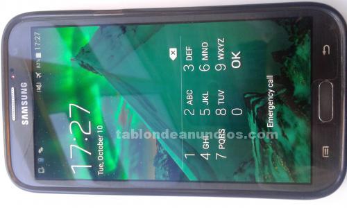 Vendo samsung galaxy note 2