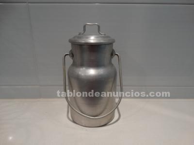 Lechera de aluminio de 1 litro