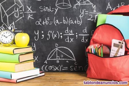 Matemáticas-física-química