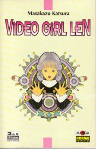 Video girl len (masakazu katsura). Número 2. Norma editorial